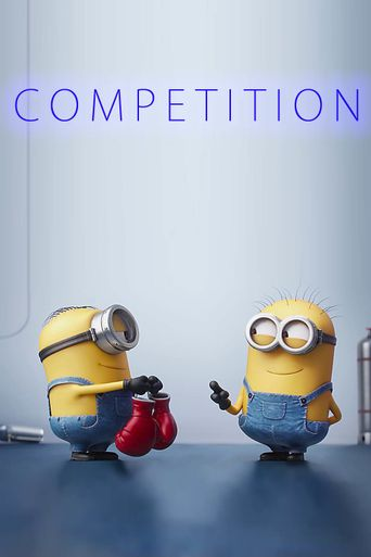Minions: Competition Poster