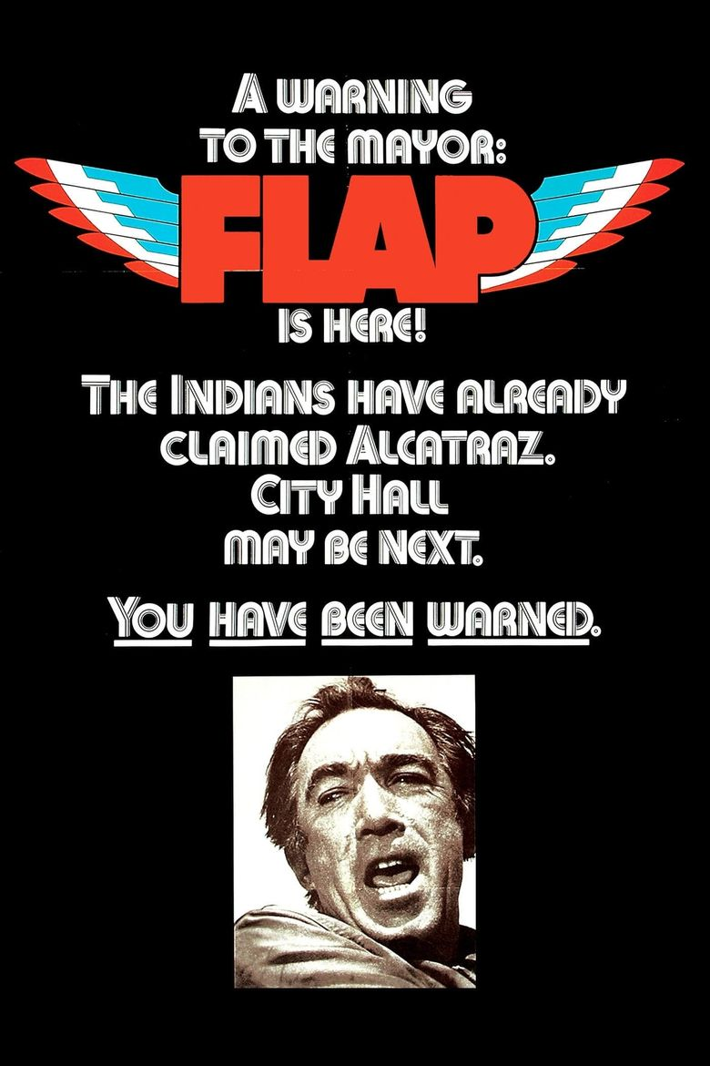 Flap Poster