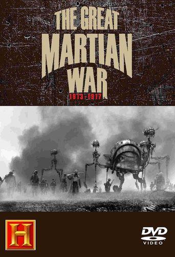 The Great Martian War 1913 - 1917 Poster