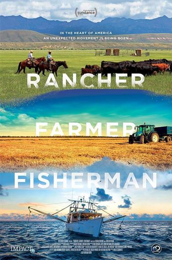 Rancher, Farmer, Fisherman Poster