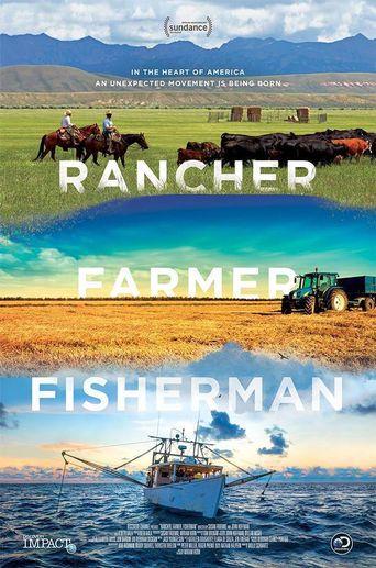 Rancher, Farmer, Fisherman Poster
