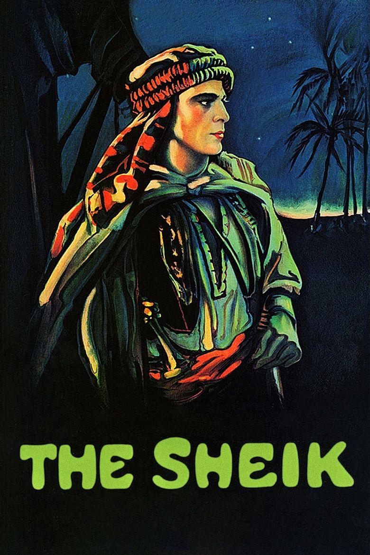 The Sheik Poster