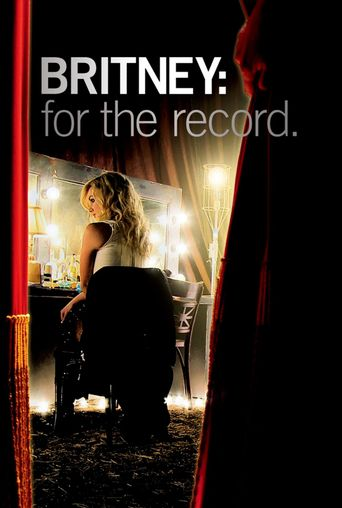Britney: For the Record Poster