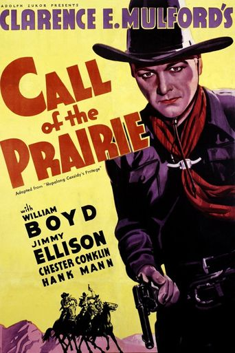 Call of the Prairie Poster