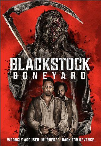 Blackstock Boneyard Poster