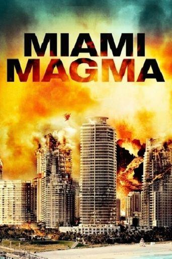 Miami Magma Poster