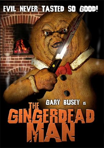 The Gingerdead Man Poster