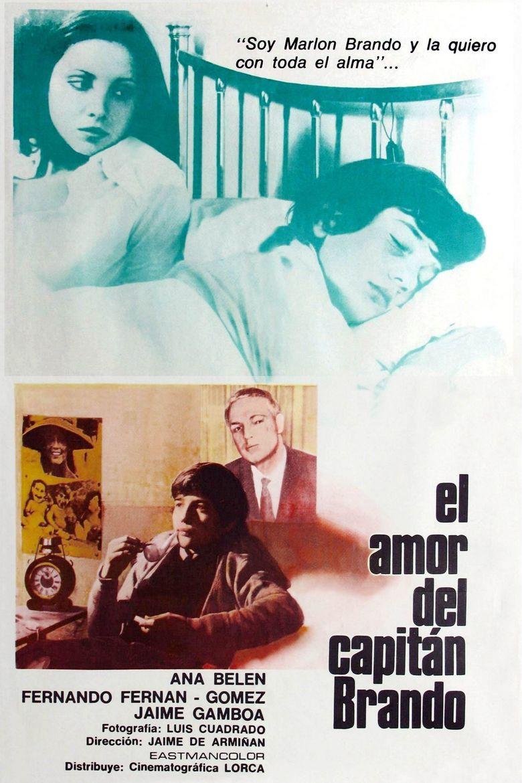 The Love of Captain Brando Poster