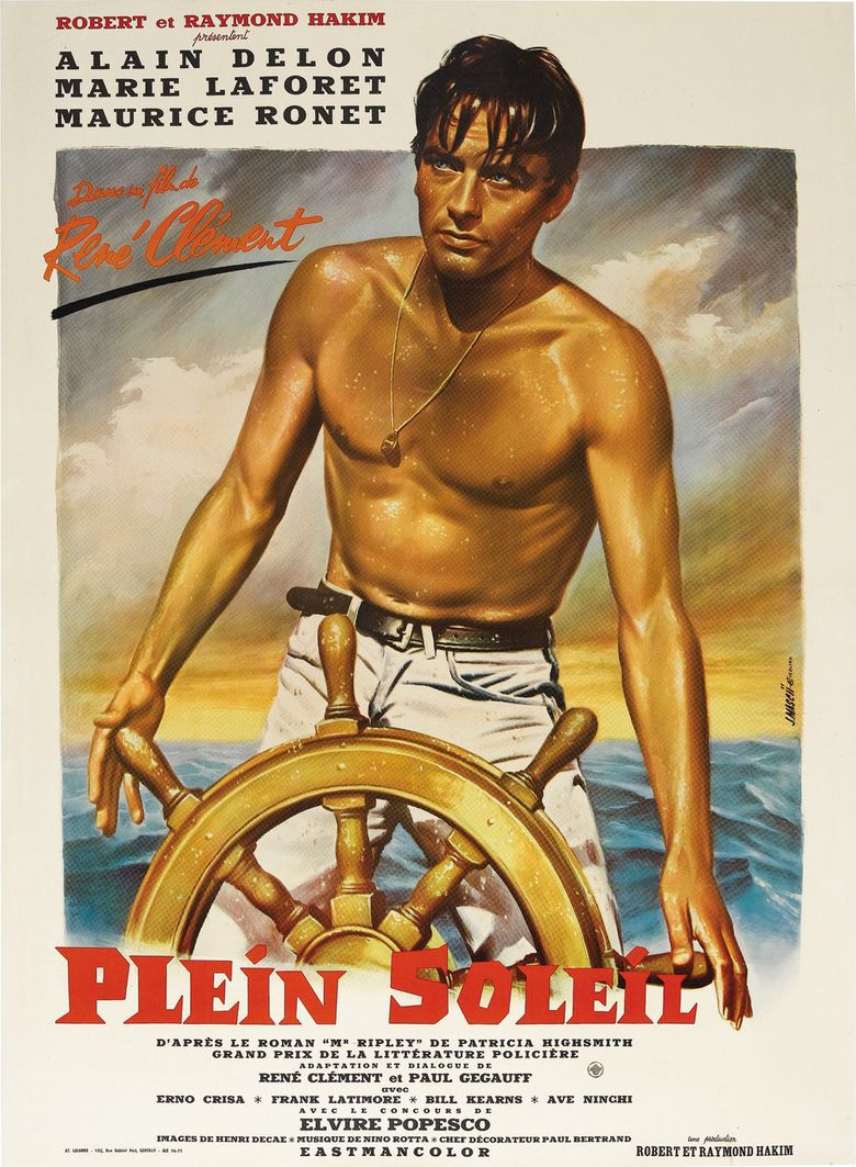 Purple Noon Poster