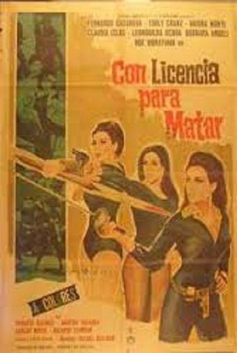Con licencia para matar Poster