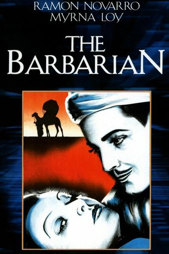 The Barbarian Poster