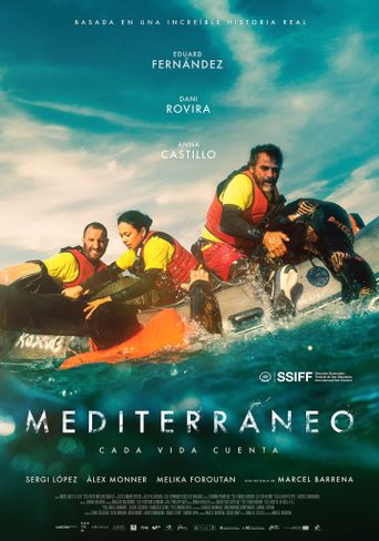 Mediterraneo: The Law of the Sea Poster