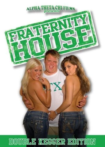 Fraternity House Poster