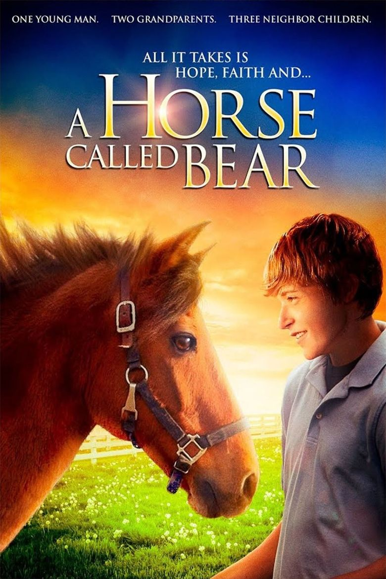 A Horse Called Bear Poster