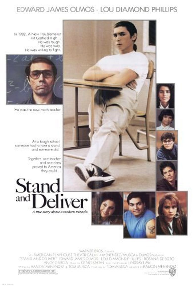 Watch Stand and Deliver