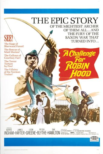 A Challenge for Robin Hood Poster