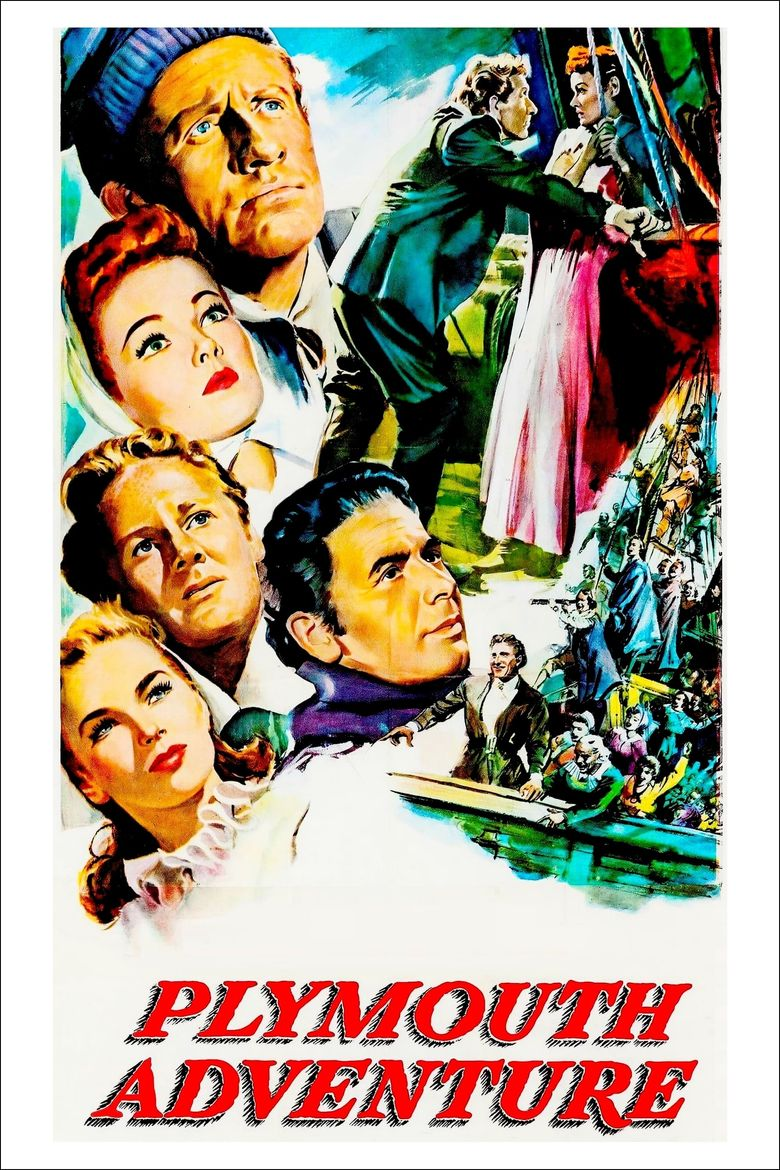 Plymouth Adventure Poster