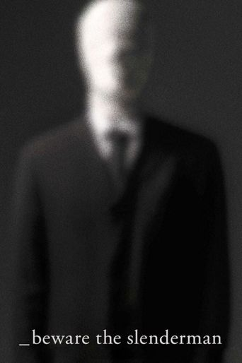 Beware the Slenderman Poster