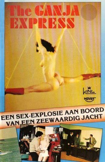 The Ganja Express Poster