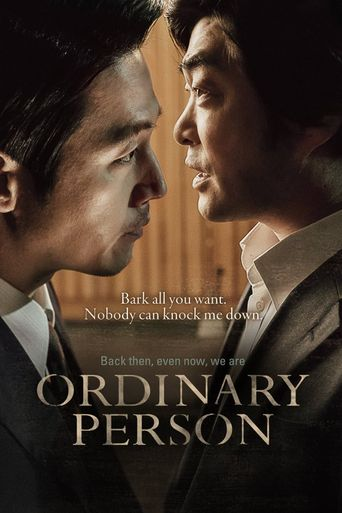 Ordinary Person Poster