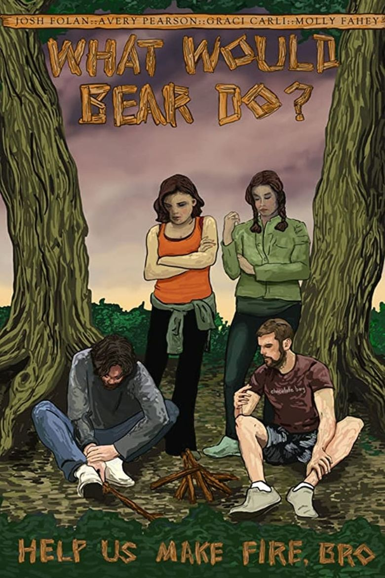 What Would Bear Do? Poster