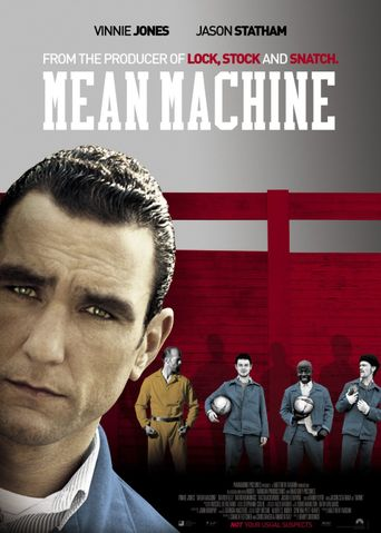 Mean Machine Poster