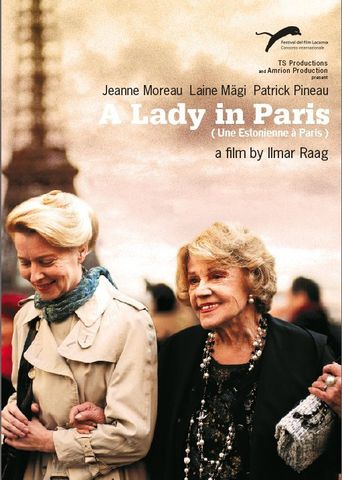 A Lady in Paris Poster