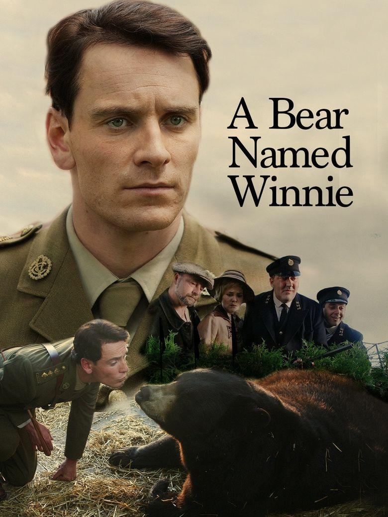 A Bear Named Winnie Poster
