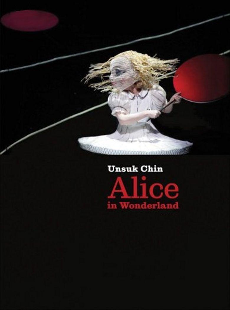 Unsuk Chin: Alice in Wonderland Poster
