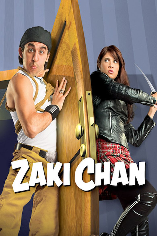Zaki Chan Poster