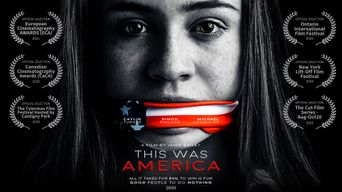This Was America Poster