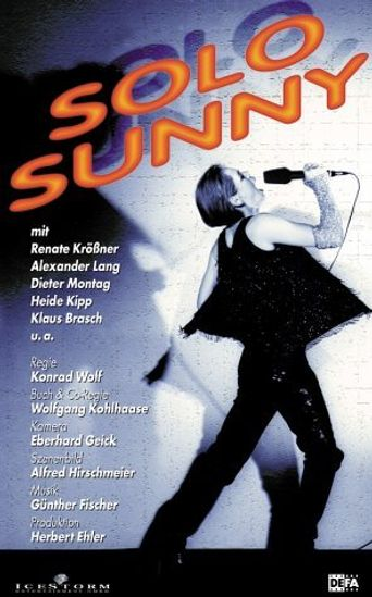Solo Sunny Poster
