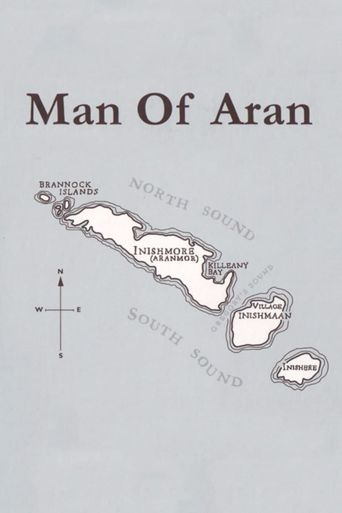 Man of Aran Poster
