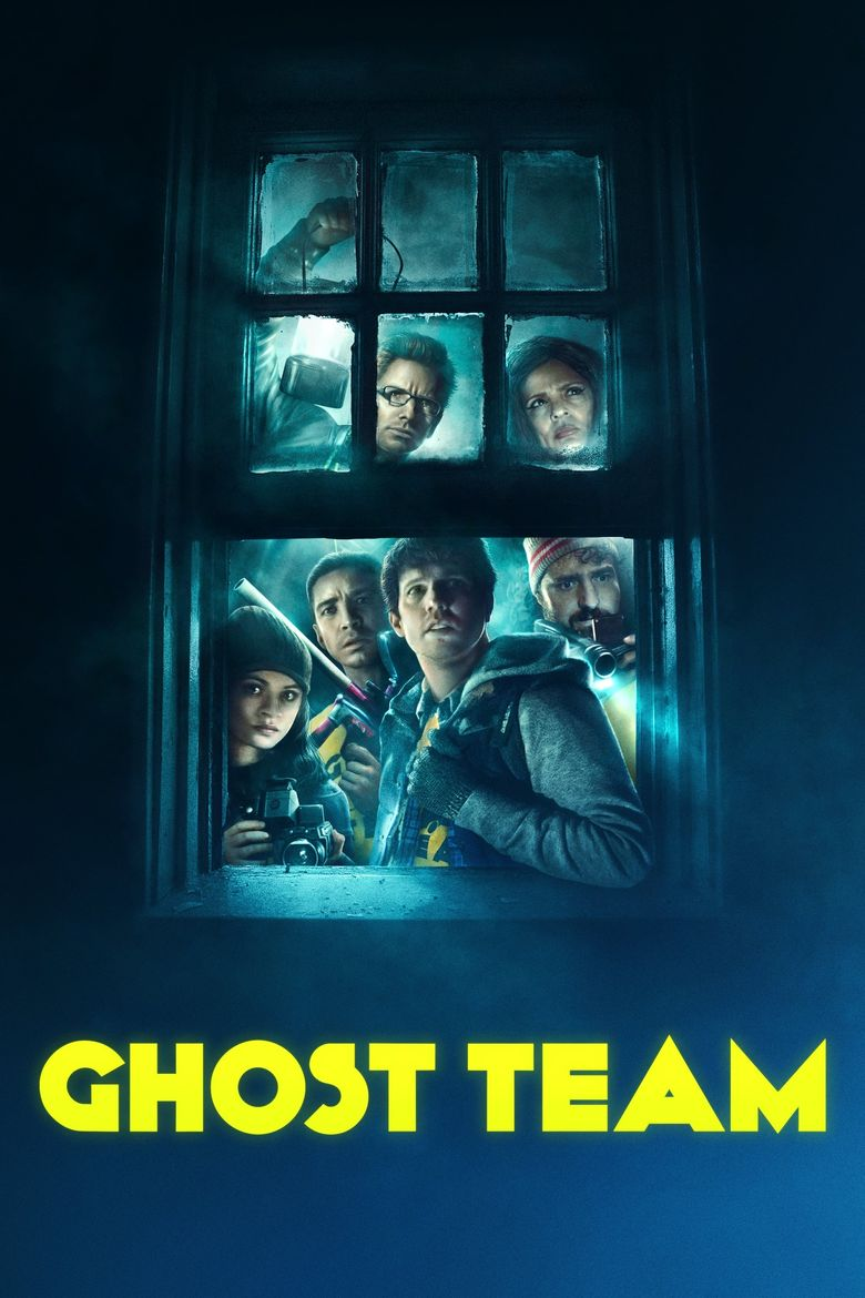 Ghost Team Poster