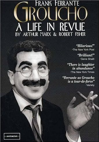 Groucho: A Life in Revue Poster