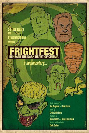 FrightFest: Beneath the Dark Heart of Cinema Poster