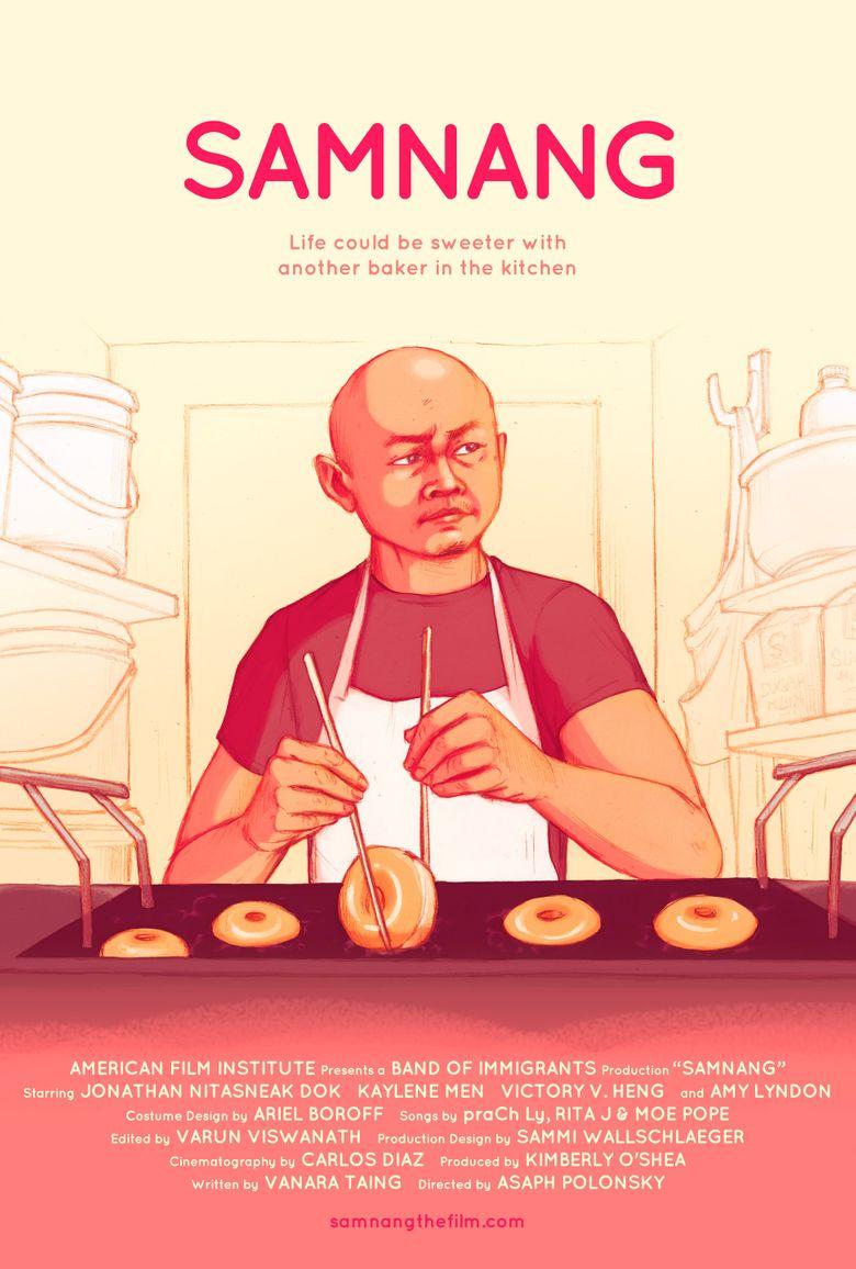 Samnang Poster
