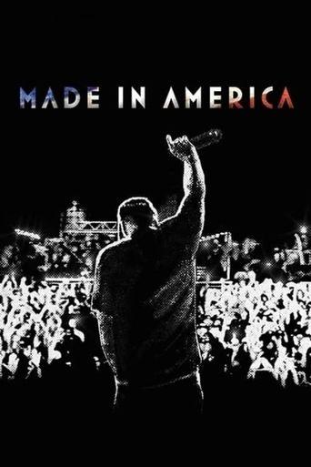 Jay-Z: Made in America Poster