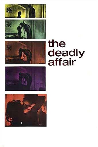 The Deadly Affair Poster