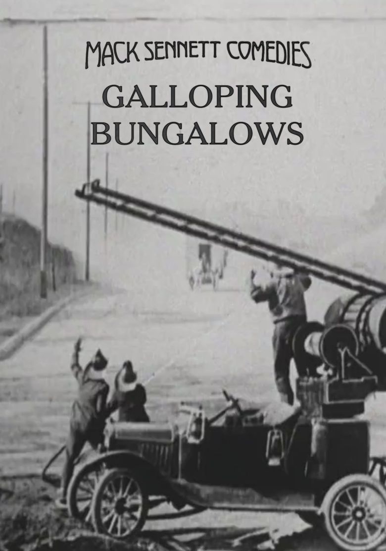 Galloping Bungalows Poster