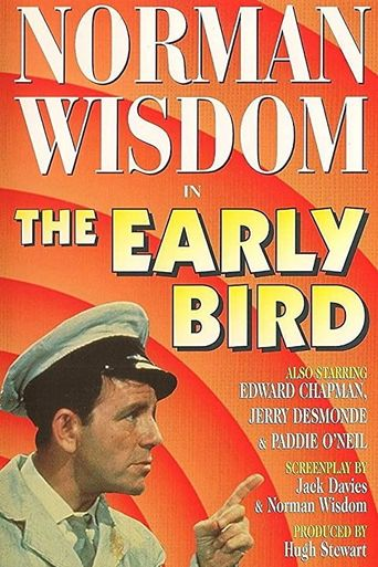 The Early Bird Poster