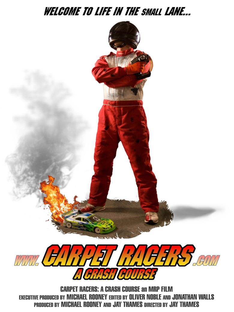 Carpet Racers Poster