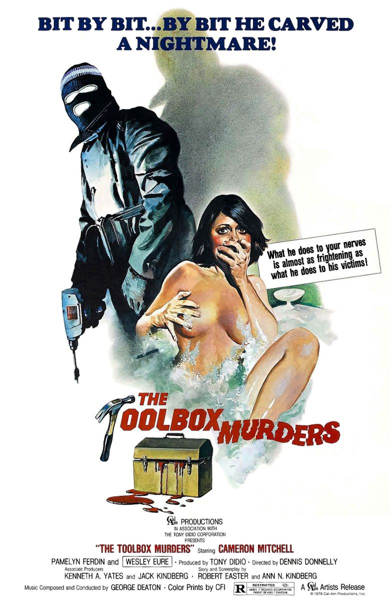 The Toolbox Murders Poster