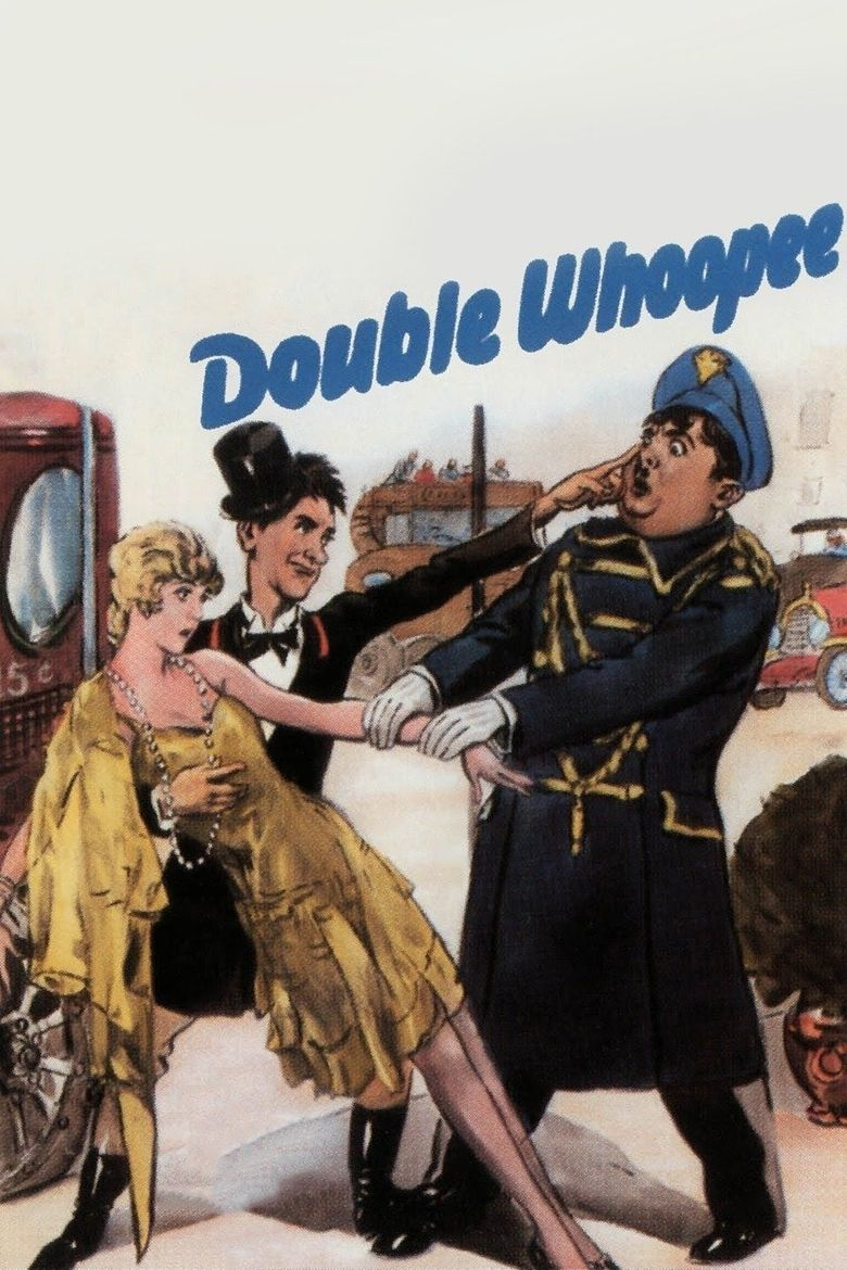 Double Whoopee Poster