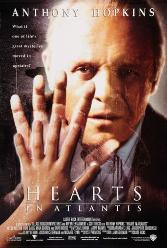 Hearts in Atlantis Poster