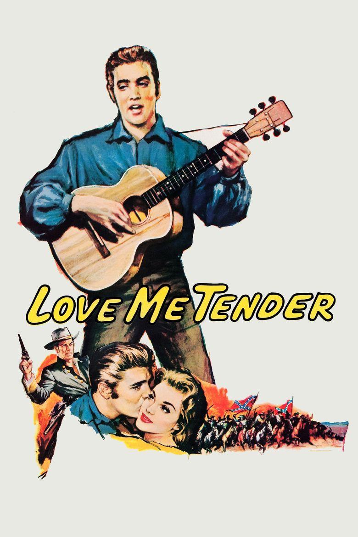 Love Me Tender Poster
