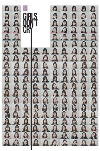 BNK48: Girls Don't Cry Poster