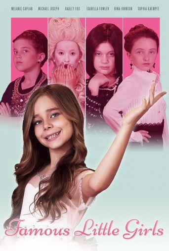 Famous Little Girls Poster