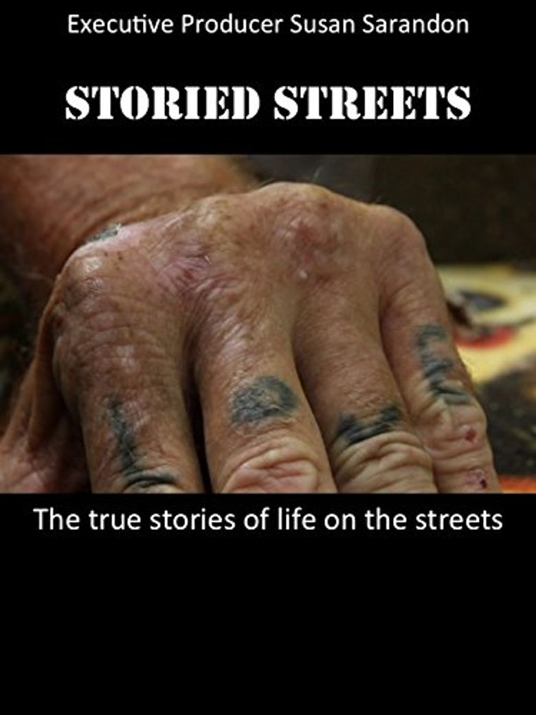 Storied Streets Poster