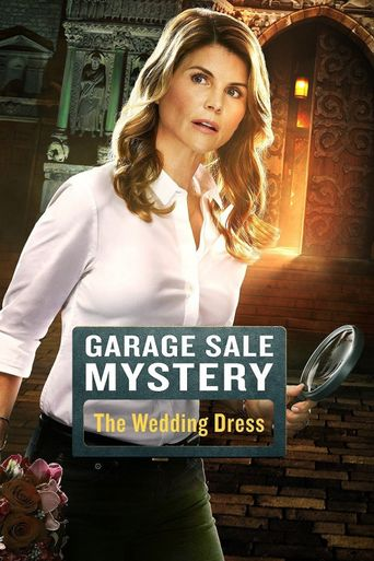 Garage Sale Mystery: The Wedding Dress Poster